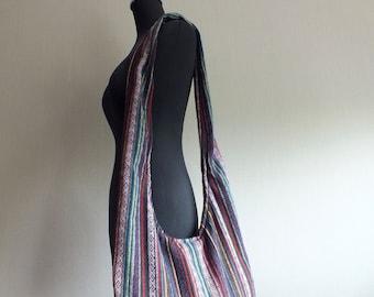 Woven Bag,Bags,Handbags Purse Tote Thai Cotton Bag Tribal bag Hippie bag Hobo bag Boho bag Shoulder bag Women bag Everyday bag