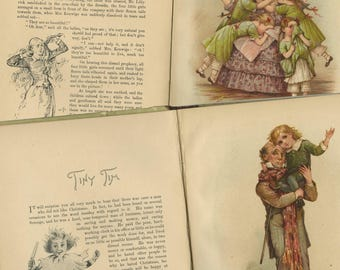 Instant Download Digital Ebook Children's Stories from Dickens Illustrated PDF and ePub