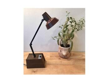 Vintage Mobilite Task Lamp - Desk Lamp 1983