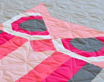 Allie Owl Quilt Kit
