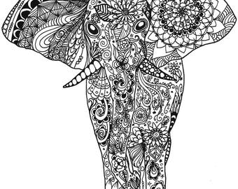 Animal Colouring Pack 1