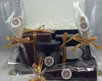 Chocolate Gift Box Black Box Chocolate Assorment