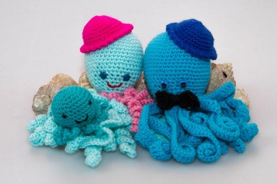 Amigurumi Jellyfish : Amigurumi jellyfish crochet pattern amigurumi crochet toys