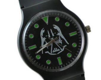 Star Wars Watch (Darth Vader)