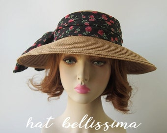 khaki 1920s Cloche Hat  straw hats summer hats  Vintage Style hat hatbellissima