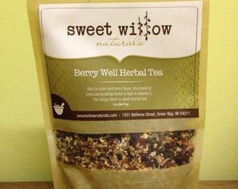 Berry Well Herbal Tea