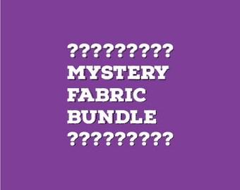 Mystery Fabric Bundle, Stash Fabrics, Grab Bag, Designer Fabric Bundle, Custom Colors, Wholesale Fabric, Sale Fabric, Quilting Cotton