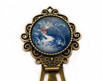 NASA Photograph Earth Wonder Bookmark
