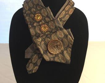 Necktie Scarf/Necklace