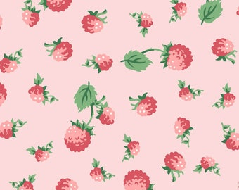 Berries & Blossoms - Raspberries Pink by A Kim's Cause from Maywood Studio
