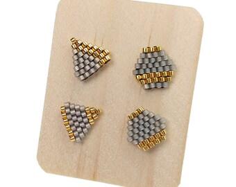 Winter - Stud Earrings Set of 2