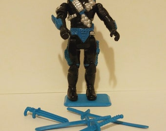 GI Joe Snake Eyes Ninja Force Figure