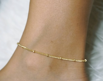 simple in anklets women foot cool givvllry bracelets for item bohemian metal ankle jewelry fashion tassel anklet vintage color silver from style