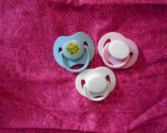 Magnetic Pacifier for Reborn Baby Doll ~Choose your Color!~