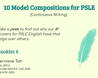 Model Composition for PSLE preparation (Book 6)