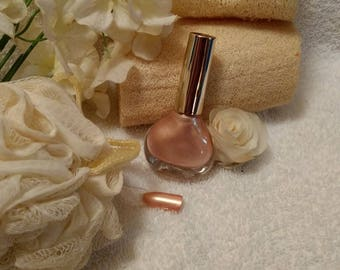 Blush Nail Polish~Blush Champagne~Blush Pink Nail Polish~  Nail Polish~Nail Care~Manicure~Nails~ Polish~