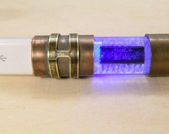 Steampunk USB 3.0 Flash Drive - Techno Relict - 16GB/32GB/64GB - Gift for him - Birthday gift