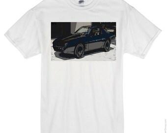 Knight Rider KITT Shirt