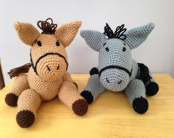Handmade Donkey