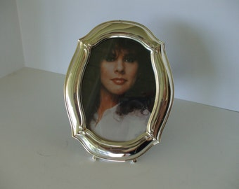 Silverplate Frame by Oneida, Oval, , Wedding,  Photos,