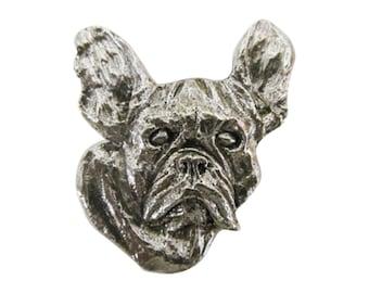 Premium French Bulldog ~ Lapel Pin/Brooch ~ D082PR,DC082PR,DP082PRA,DP082PRB,DP082PRC