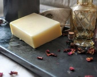 Little Lemon Cakes - Lemon scented glycerin soap