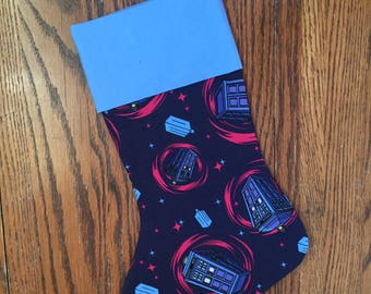 Doctor Who Stocking