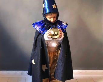 Magician Costume, Wizard, Harry Potter, sorcerer