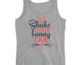 Shake Your Bunny Tail Ladies' Tank