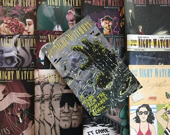 EVERY ISSUE of Tales of the Night Watchman