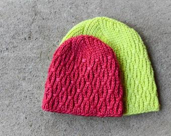 Crochet Hat Pattern - Water Reeds Hat