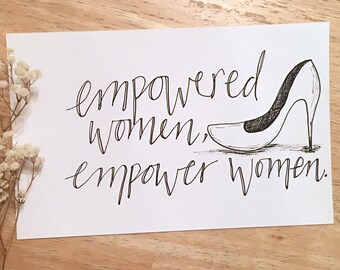 Empowered Print