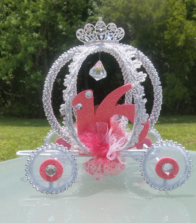 12 Cinderella Carriage Centerepieces Quinceanera Sweet 16