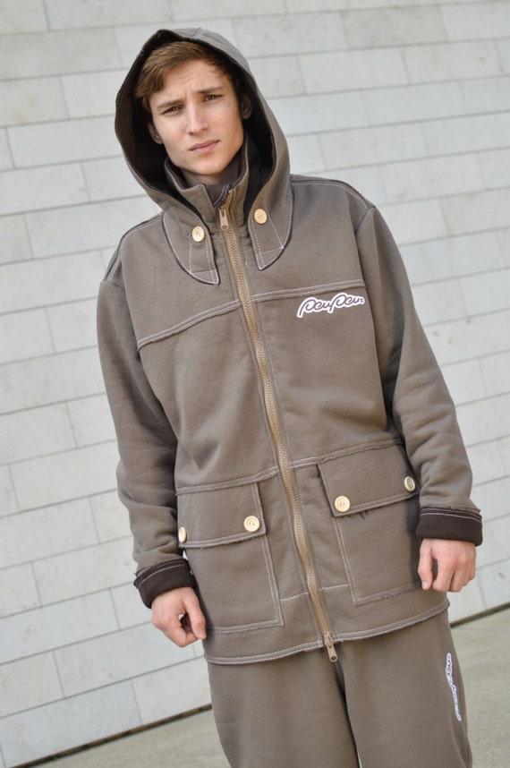 Hoodie Brown Man Light Man Long women for hoodie Brown Unisex brown Hoodie Clothing Brown Man Zip long hoodie Jacket trqxrHT