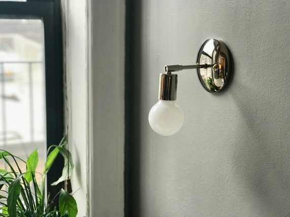 Soho Sconce • Polished Nickel