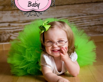 Cutiest littl leprechaun tutu for St. Patrick's Day.  Complete your look for the occasion