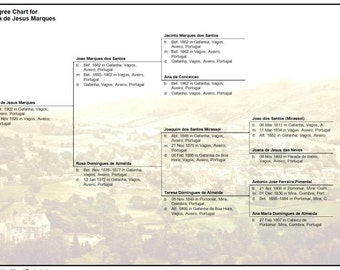 Family History Research-Portugal & Azores-1 week of research