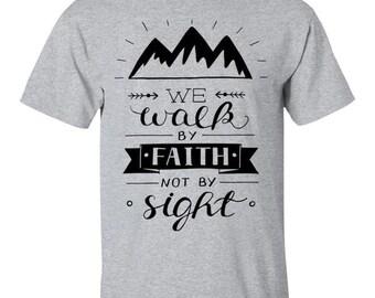 2 Corinthians 5:7 T-Shirt
