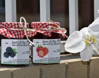 Strawberry & Blackberry Jam