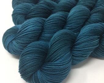 Delightful DK - the perfect sweater yarn - a bluer teal