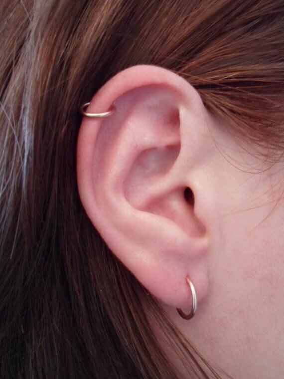 anneau pour boucle d oreille