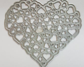Carbon Steel Cutting Dies Heart of Hearts