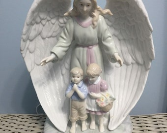 Guardian Angel Night Light For a Nursery or Bedroom