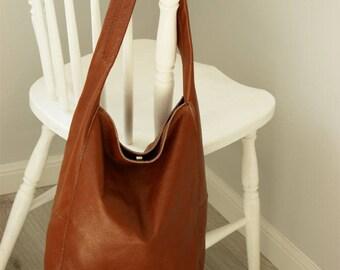 Brown Hobo bag , Brown Bag