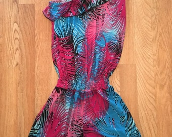 Vintage romper size small