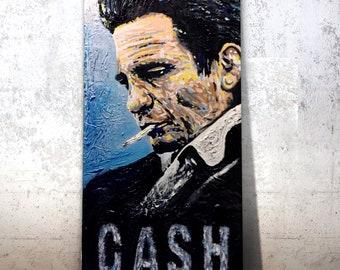 Johnny Cash. The Original Gangster.