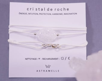 Necklace / appetite Crystal Charm Bracelet