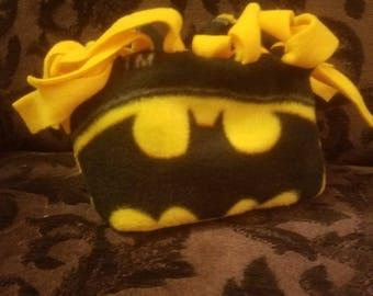 Kids HatBand Batman with Yellow