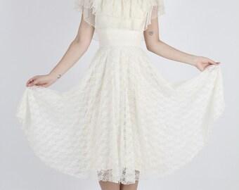Bohemien  wedding dress, Boho wedding dress, wedding dress, Handmade dress for bride