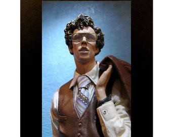 "Framed Napoleon Dynamite Toy Photograph 4"" x 6"""